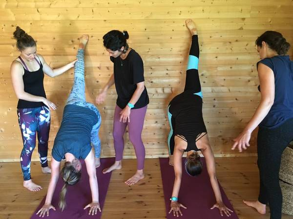 Formation professeur de yoga à distance